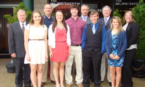 Mt Airy Chamber of Commerce 2014 Scholarship