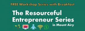 The Resourceful Entrepreneur Series @ Town Hall | Mount Airy | Maryland | United States